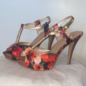 Apt 9 Floral Heel